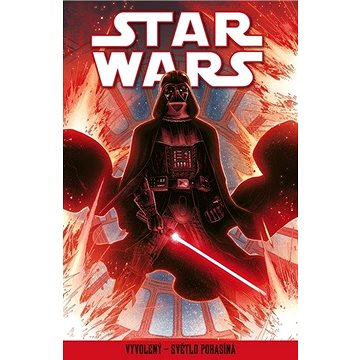 STAR WARS Vyvolený Světlo pohasíná (978-80-252-4858-4)