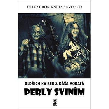 Perly sviním: Deluxe box: kniha/DVD/CD (978-80-7487-305-8)