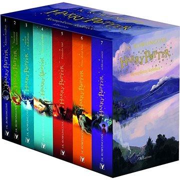 Harry Potter (Jonny Duddle) box 1-7 (978-80-00-06064-4)