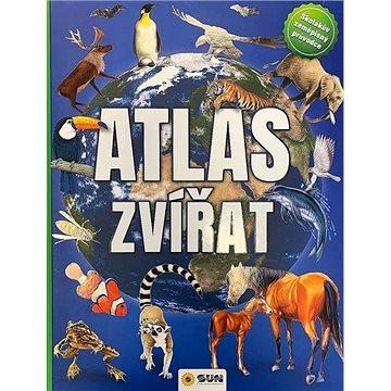Atlas zvířat: Školákův zeměpisný průvodce (978-80-7567-731-0)