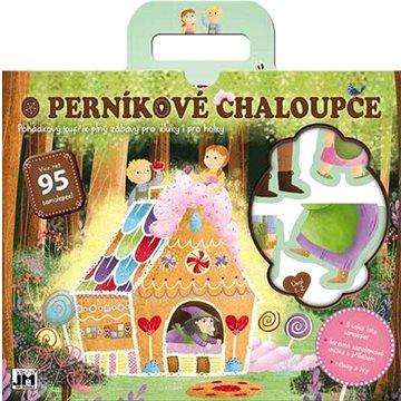 Zábavný kufřík O perníkové chaloupce: Pohádkový kufřík plný zábavy pro kluky i pro holky (8595593826868)