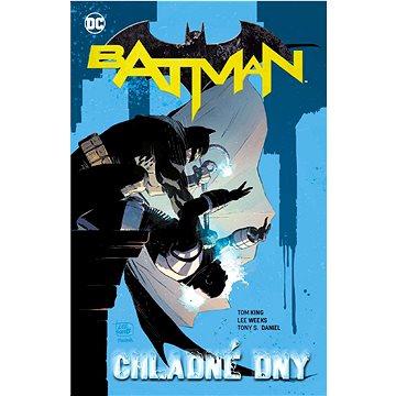 Batman Chladné dny (978-80-7679-012-4)