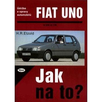 Fiat Uno od 9/82 do 7/95: Údržba a opravy automobilů č. 3 (80-7232-049-1)