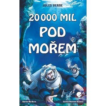 20 000 mil pod mořem (978-80-247-3388-3)