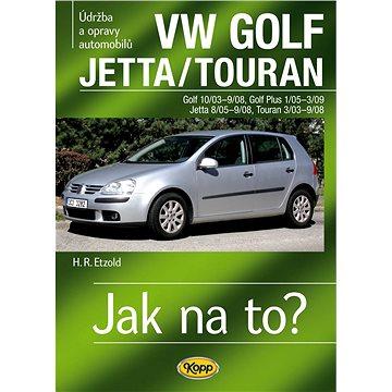 VW Golf/Jetta/Touran: Údržba a opravy automobilů č.111 (978-80-7232-404-0)