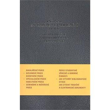 Jak psát závěrečné a kvalifikační práce (978-80-89132-70-6)