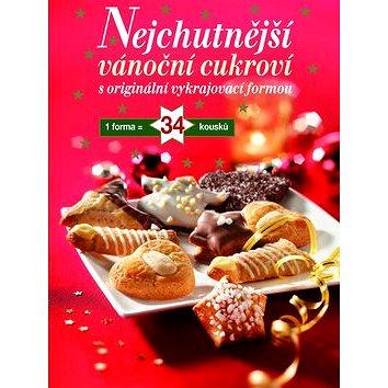 Nejchutnější vánoční cukroví: S originální vykrajovací formou (978-80-7391-367-0)
