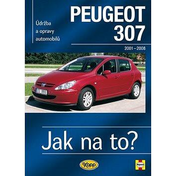 Peugeot 307: Údržba a opravy automobilů č. 89 (978-80-7232-410-1)