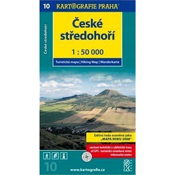 České středohoří: Turistická mapa č. 10 1:50 000 (978-80-7393-164-3)