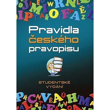 Pravidla českého pravopisu: Studentské vydání (978-80-7451-168-4)