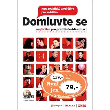 Domluvte se + CD: Angličtina pro přežití v každé situaci + CD (859-4-629-4005-9)