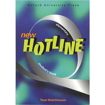 New hotline elementary Students book (978-0-943575-9-3)