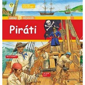 Piráti: Otázky Odpovede (978-80-8103-063-5)