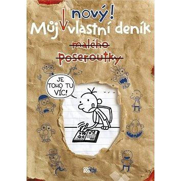 Můj nový! vlastní deník malého poseroutky: Je toho tu víc! (978-80-7447-385-2)