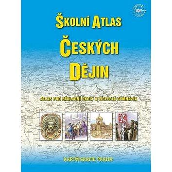 Školní atlas českých dějin: Atlas pro základní školy a víceletá gymnázia (978-80-7011-881-8)