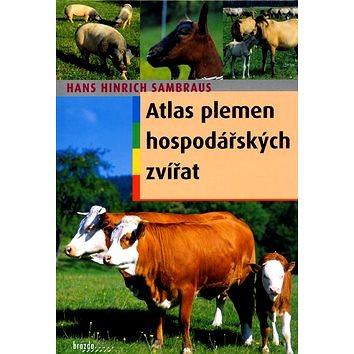 Atlas plemen hospodářských zvířat (978-80-209-0402-7)