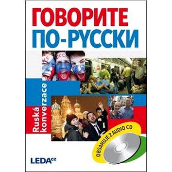 Ruská konverzace: obsahuje 2 audio CD (978-80-7335-139-7)