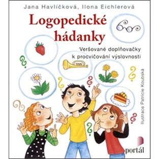 Logopedické hádanky: Veršované doplňovačky k procvičování výslovnosti (978-80-262-0715-3)