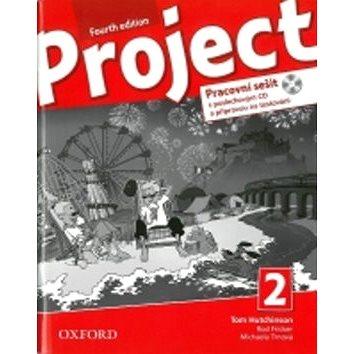 Project Fourth Edition 2 Pracovní sešit s poslechovým CD a přípravou na testov. (978-0-947648-6-5)