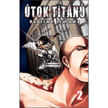 Útok titánů 2 (978-80-7449-282-2)
