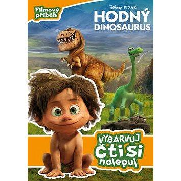 Hodný dinosaurus Vybarvuj, čti si, nalepuj: Filmový příběh (978-80-252-3571-3)
