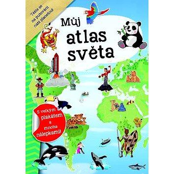 Můj atlas světa (978-80-7240-982-2)