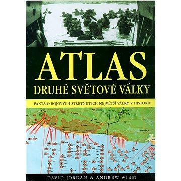 Atlas druhé světové války (978-80-7451-557-6)