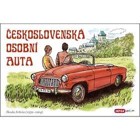 Československá osobní auta (978-80-7547-047-8)