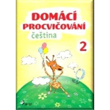 Domácí procvičování čeština 2 (978-80-7353-531-5)