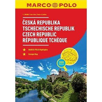 Autoatlas Česká republika 1:200 000 (9783829736909)
