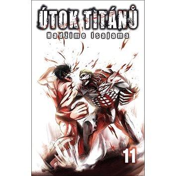 Útok titánů 11 (978-80-7449-420-8)