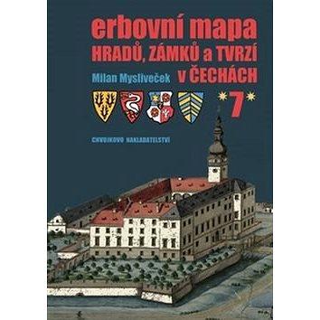 Erbovní mapa hradů, zámků a tvrzí v Čechách 7 (978-80-86183-76-3)