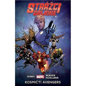 Strážci galaxie 1: Kosmičtí Avengers (978-80-7449-499-4)