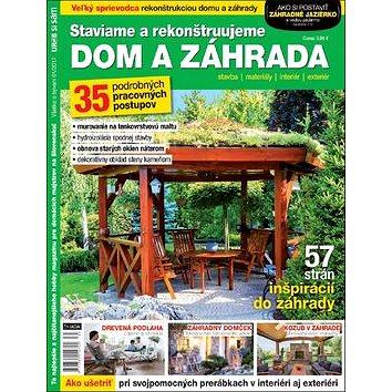Dom a záhrada: Dom a záhrada (9771335914355)
