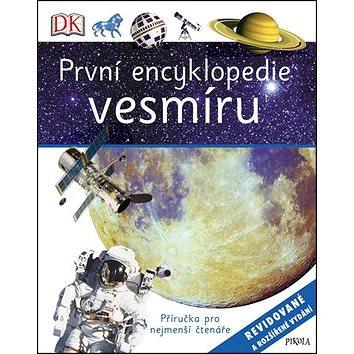První encyklopedie vesmíru: Příručka pro nejmenší čtenáře (978-80-7549-343-9)