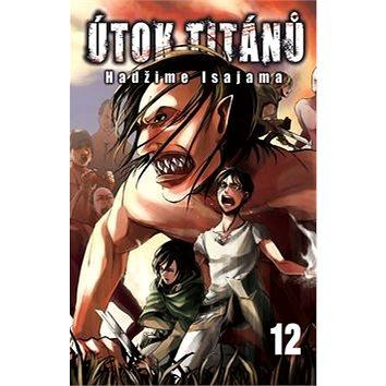 Útok titánů 12 (978-80-7449-461-1)