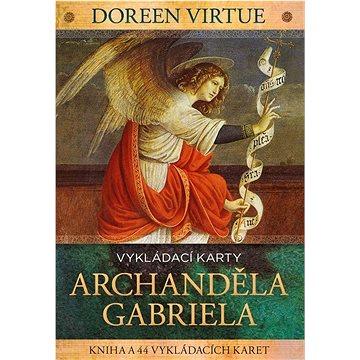 Vykládací karty archanděla Gabriela: kniha a 44 karet (978-80-7370-491-9)