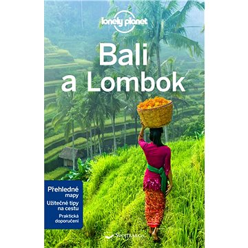 Bali a Lombok: Lonely planet (978-80-256-2091-5)