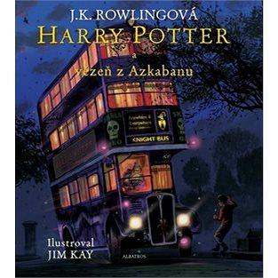 Harry Potter a vězeň z Azkabanu (3. díl ilustrované vydání) (978-80-00-04815-4)