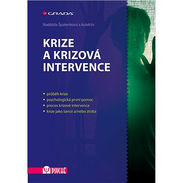 Krize a krizová intervence (978-80-247-5327-0)