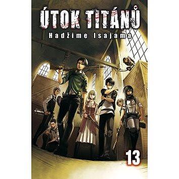 Útok titánů 13 (978-80-7449-478-9)