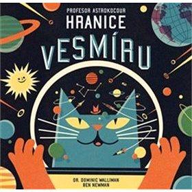 Profesor Astrokocour Hranice vesmíru (978-80-86803-42-5)