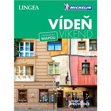Vídeň Víkend: Michelin (978-80-7508-336-4)
