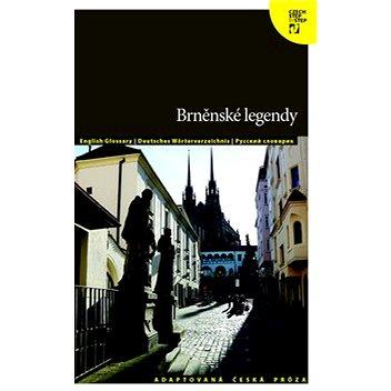 Brněnské legendy (978-80-7470-157-3)