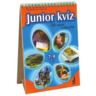 Junior kvíz 7- 9 let: 768 otázek a odpovědí (80-7267-041-7)