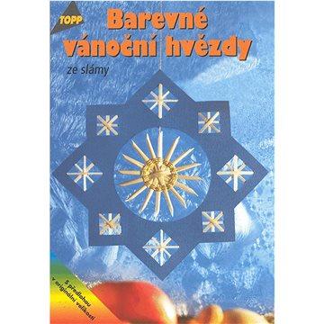 Barevné vánoční hvězdy ze slámy: 2820 (80-86331-71-7)
