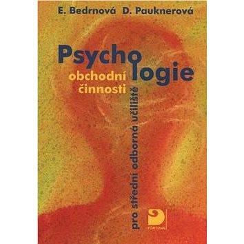 Psychologie obchodní činnosti pro střední odborná učiliště (80-7168-899-1)