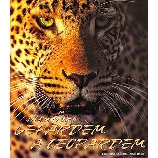 Jaké je to být gepardem a leopardem (80-86323-57-9)