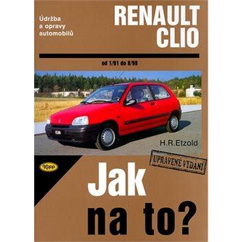 Renault Clio od 1/97 do 8/98: Údržba a opravy automobulů č. 36 (80-7232-334-2)