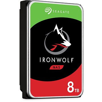 Seagate IronWolf 8TB CMR (ST8000VN004)